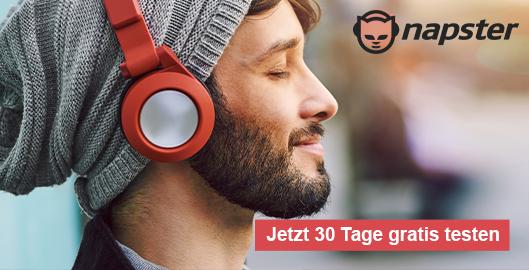 Napster Music-Flat